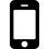 mobiele-telefoon icoon-klein